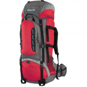 Рюкзак Terra Incognita Mountain 65 red / gray