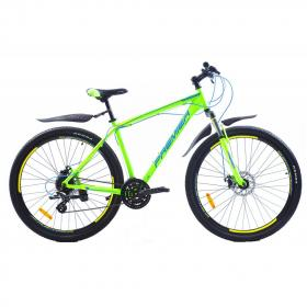 "Велосипед Premier Tsunami 29 Disc 19"" matt neon green (SP0001506)"