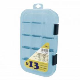 Коробка рыболова Aquatech 7002 3-13 ячеек (1697.00.17)