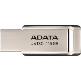 USB флеш накопитель A-DATA 16GB UV130 Gold USB 2.0 (AUV130-16G-RGD)