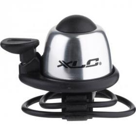 Звонок XLC DD-M07, серебристый, O22,2-31,8мм (2500703100)