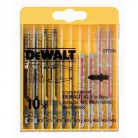 Полотно DeWALT DT2294, по металлу, дереву, 10шт. (DT2294)
