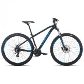 Велосипед Orbea MX 27 40 L Black-Blue (F20218MH)
