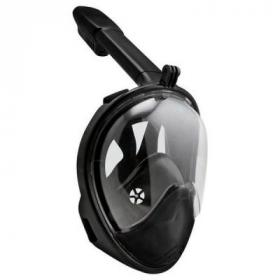 Маска для дайвинга JUST Breath Pro Diving Mask S/M Black (JBRP-SM-BK)