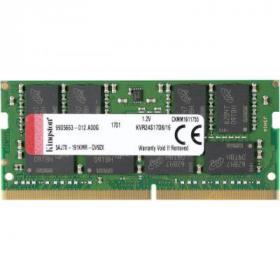 Модуль памяти для ноутбука SoDIMM DDR4 16GB (2x8GB) 2400 MHz Kingston (KVR24S17D8/16)