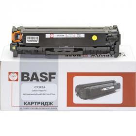 Картридж BASF для HP CLJ Pro M476dn/M476dw/M476nw Yellow (KT-CF382A)