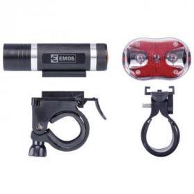 Фонарь велосипедный EMOS E-3219 (комплект) (*P3920)