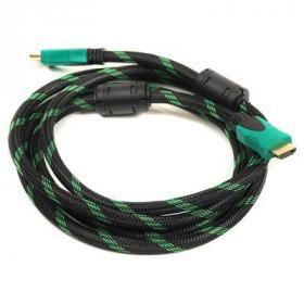 Кабель мультимедийный HDMI to HDMI 2.0m PowerPlant (CA910250)