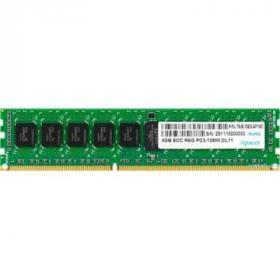 Модуль памяти для ноутбука SoDIMM DDR4 4GB 2400 MHZ Apacer (ES.04G2T.KFH)