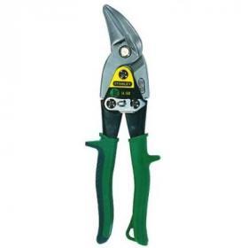Ножницы по металлу Stanley FatMax Aviation Offset по металлу правые, 250мм (2-14-568)