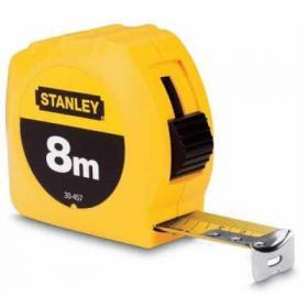 Рулетка Stanley 8мх25мм (0-30-457) (0-30-457)