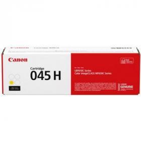 Картридж Canon 045H Yellow (1243C002)