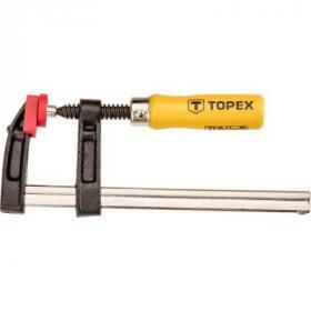 Струбцина Topex тип F 120 x 300 мм (12A123)
