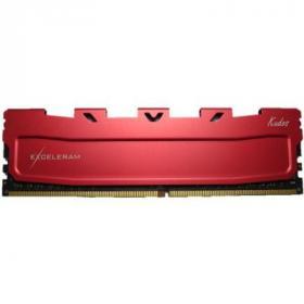 Модуль памяти для компьютера DDR4 8GB 3000 MHz Red Kudos eXceleram (EKRED4083016A)