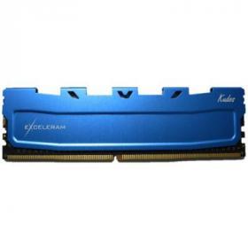 Модуль памяти для компьютера DDR3 8GB 1600 MHz Blue Kudos eXceleram (EKBLUE3081611A)