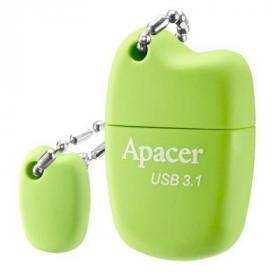 USB флеш накопитель Apacer 16GB AH159 Green USB 3.1 (AP16GAH159G-1)