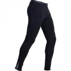 Термоштаны Icebreaker Sprint Leggins MEN black/monsoon S (100 402 001 S)