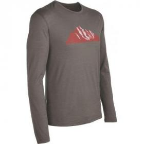 Термофутболка Icebreaker Tech T Lite LS MEN Roots trail XL (100 782 L24 XL)