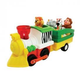 Развивающая игрушка Kiddieland Паровоз Лимпопо (056903)