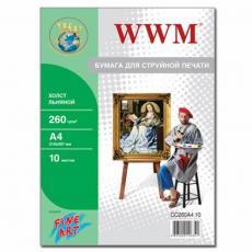 Бумага WWM A4 Fine Art (CC260A4.10)