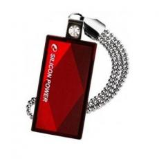 USB флеш накопитель 8Gb Touch 810 red Silicon Power (SP008GBUF2810V1R)