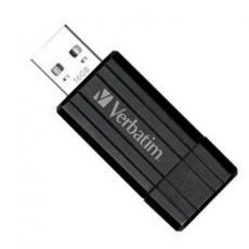 USB флеш накопитель 16Gb Store'n'Go PinStripe black Verbatim (49063)