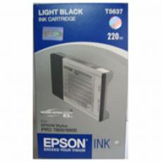 Картридж EPSON St Pro 7800/7880/9800 light black (C13T603700)