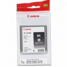 Картридж Canon PFI-102Bk (black) iPF500/600/700 (0895B001)