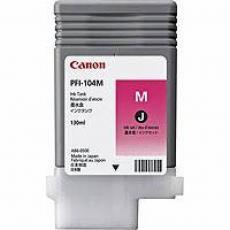 Картридж Canon PFI-104M (magenta) iPF650/655/750 (3631B001)