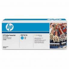 Картридж HP CLJ CP5220 series, cyan (CE741A)