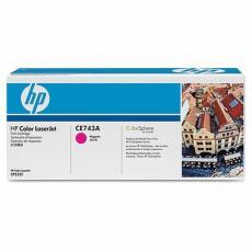 Картридж HP CLJ CP5220 series, Magenta (CE743A)