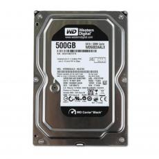 "Жесткий диск 3.5"" 500Gb Western Digital (WD5003AZEX)"