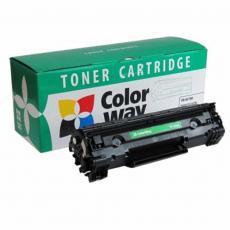Картридж ColorWay для CANON 728(726) //HP CE278A (CW-C728M/CW-C728N)