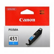 Картридж Canon CLI-451 Cyan PIXMA MG5440/ MG6340 (6524B001)