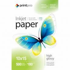 Бумага PrintPro 10x15 (PGE1805004R)