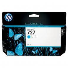 Картридж HP DJ No.727 DesignJet T1500/T920 Cyan, 130 ml (B3P19A)