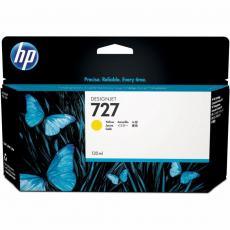 Картридж HP DJ No.727 DesignJet T1500/T920 Yellow, 130 ml (B3P21A)