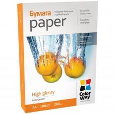 Бумага ColorWay A4 (PG200100A4)