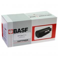 Картридж BASF для HP CLJ 3600/3800 Cyan (BQ6471)
