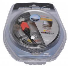 Кабель мультимедийный HDMI to HDMI 3.0m Atcom (14944)