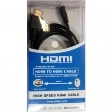 Кабель мультимедийный HDMI A to HDMI D (micro), 1.0m Atcom (15267)