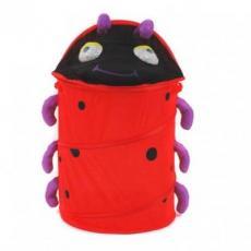 Ящик для игрушек DEVIK play joy Солнышко (TO339B)