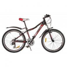 "Велосипед Lerock RX24 24"" black (RA-43-104)"