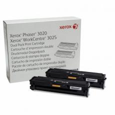 Картридж XEROX Phaser 3020/WC3025 Dual Pack (106R03048)