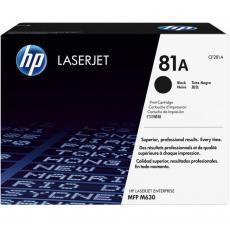 Картридж HP LJ  81A Black (CF281A)