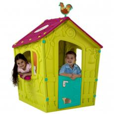 Игровой домик Keter Magic playhouse Lolita Violet (17185442732)