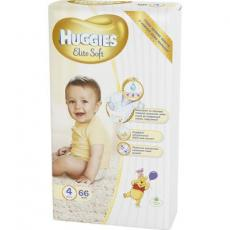 Подгузник Huggies Elite Soft 4 Mega 66 шт (5029053545301)