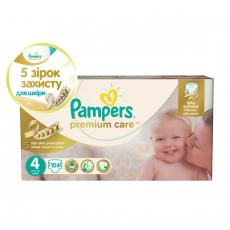 Подгузник Pampers Premium Care Maxi (8-14 кг) 104 шт (4015400465447)