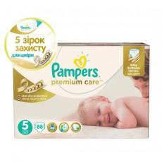 Подгузник Pampers Premium Care Junior (11-18 кг) 88 шт (4015400541813)