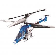 Вертолет AULDEY Falcon синий 20 см 3-канальный с гироскопом (YW858194)